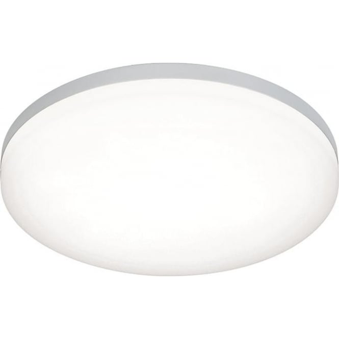 Endon 54479 Noble LED Bathroom Flush Ceiling Light IP44
