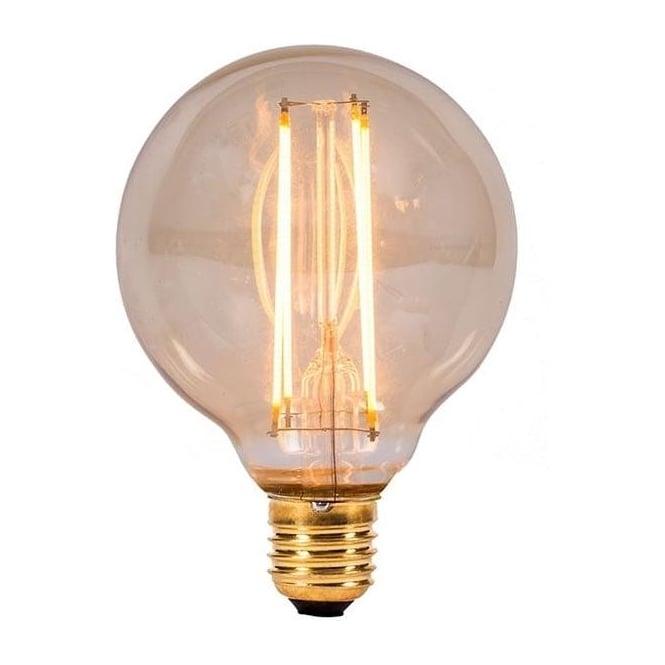 led vintage globe light bulb. Black Bedroom Furniture Sets. Home Design Ideas