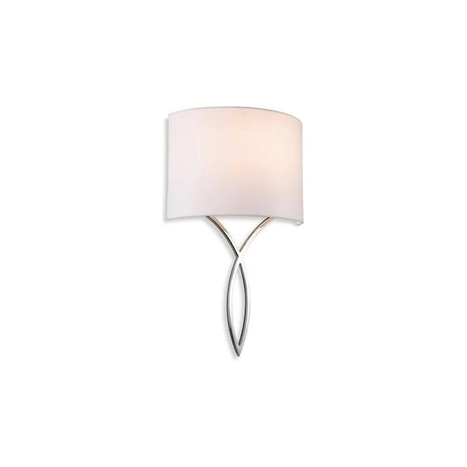 FirstLight 5931CH Conrad 1 Light Wall Light Polished Chrome