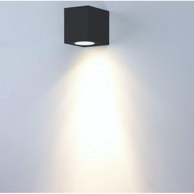 Al Wlsq1 Outdoor Wall Light Garden 1 Light Square Wall Light