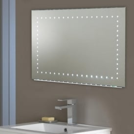 EL-KALAMOS LED Switched Bathroom Mirror IP44