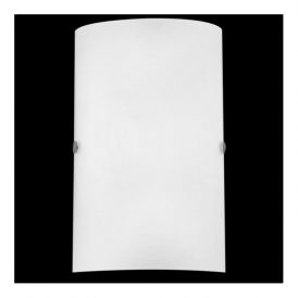 85979 Troy3 1 light Wall Light Satin Nickel