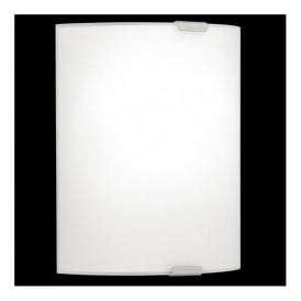 84028 Grafik 1 Light Wall Light Satinated Glass