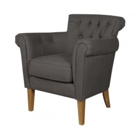 09661 Fincheley Charcoal Armchair
