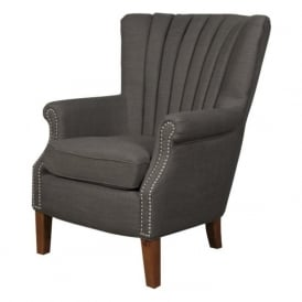 09659 Stratford Charcoal Armchair