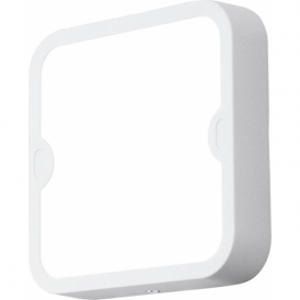 95081 Alfena Square LED Outdoor Wall Light White IP44