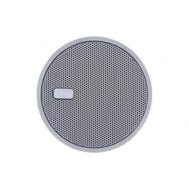 15637 2.5 inch 16 ohm Polished Chrome Ceiling Speaker