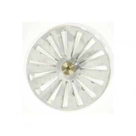Colour Wheel WBWT black and clear metal twinkle wheel suitable for 50, 75, 100 and 150 watt sources
