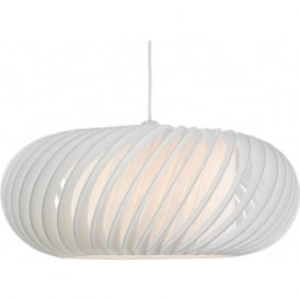 EXP8633 Explorer Non Electric Ceiling Pendant White