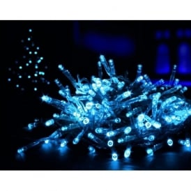 LV071255B 200 LED Multi-Action Supabrights Christmas Lights Blue