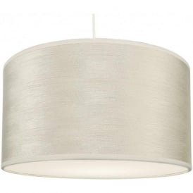 REU6533 Reuben 1 Light Non Electric Pendant Cream