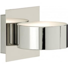 2691CC Wall Lights 1 Light Wall Light Polished Chrome