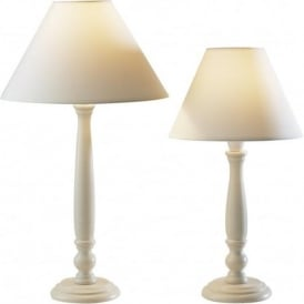 REG4233 REG4333 Regal 1 Light Table Lamp Cream