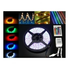 OLED5RGB-WP Colour Changing LED 5m RGB Water Proof