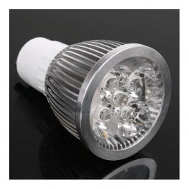 OCE-GU1006/30 Mains GU10 6w Led Lamp Warm White