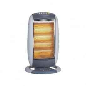 OH2K/4L Portable Halogen Electric Heater 400W/800W/1200W/1600W