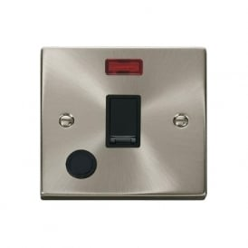 Victorian VP023 20A DP Switch with Flex Outlet & Neon
