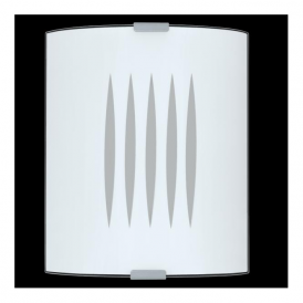 83132 Grafik 1 Light Wall Light Satinated Glass
