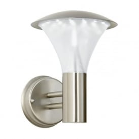 EL-40068 Francis Outdoor LED Wall Light Stainless Steel IP44