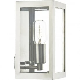 ERA0744 Era 1 Light Outdoor Wall Light Stainless Steel IP44