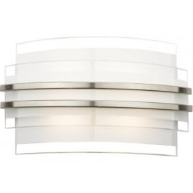 SEC072 Sector LED Wall Light White