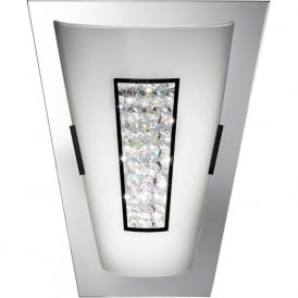 3773 LED Wall Light Polished Chrome