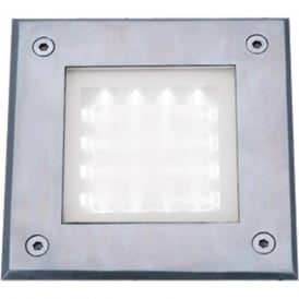 9909WH LED Outdoor Walkover Light IP67 White