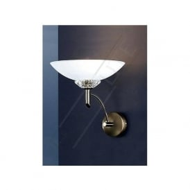 FL2010/1 Fizz 1 Light Wall Light Bronze