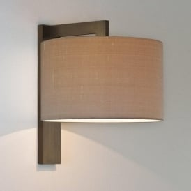 7080 Ravello 1 Light Wall Light Bronze