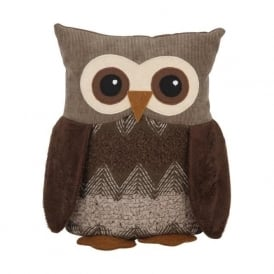 70-219 Fabric Owl Doorstop