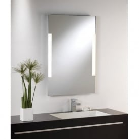 0782 Imola 900 2 Light Mirror Light IP44 Polished Chrome