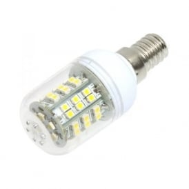 OCE-E1448/WW Mains 3w E14 48SMD Led Lamp Warm White