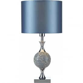ELS4223 Elsa 1 Light Table Lamp Polished Chrome