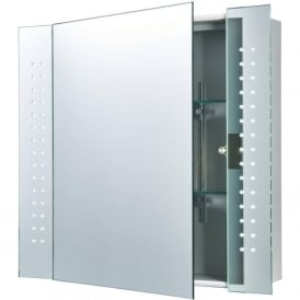 60894 Revelo LED Bathroom Mirror Cabinet IP44