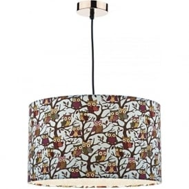 MIA1755 Mia 2 Pack Non Electric Pendant Multi Coloured