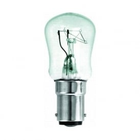 SBC/B15 Small Sign Pygmy Clear Bulb
