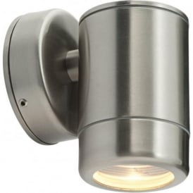 ST5009SS Odyssey Outdoor IP65 1 Light Wall Light Brushed Stainless