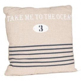 90-016 Nautical Design Scatter Cushion