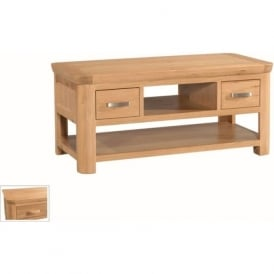 10097 Treviso Occasional Oak Small Coffee Table