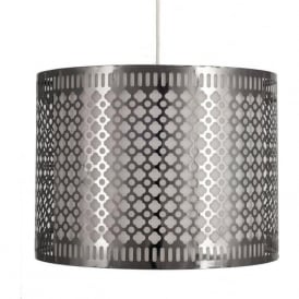 33-047 Neo Non Electric Easy Fit Pendant Black Chrome