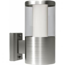 94277 Basalgo1 1 Light IP44 LED Wall Stainless Steel