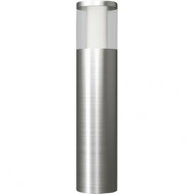 94278 Basalgo1 1 Light IP44 LED Post Lamp Stainless Steel