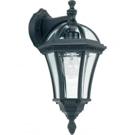 YG-3501 Drayton Outdoor 1 Light Wall Light Black IP44