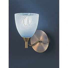 FL2105/1 Emmy 1 Light Wall Light Bronze