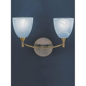 FL2105/2 Emmy 2 Light Wall Light Bronze