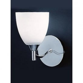 FL2087/1 Emmy 1 Light Wall Light Polished Chrome