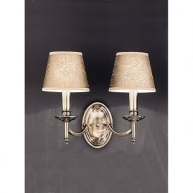 FL2091/2 Petrushka 2 Light Wall Light Bronze