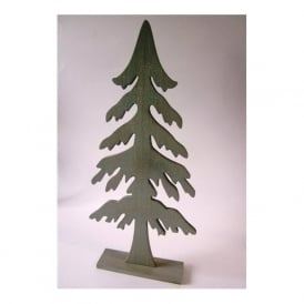 Shoeless Joe 4573 Cut Out Christmas Tree Medium
