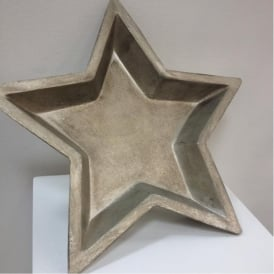 Shoeless Joe 4591 Silver Star Tray
