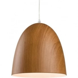 Firstlight 3442 Forest 1 Light Ceiling Pendant Wood
